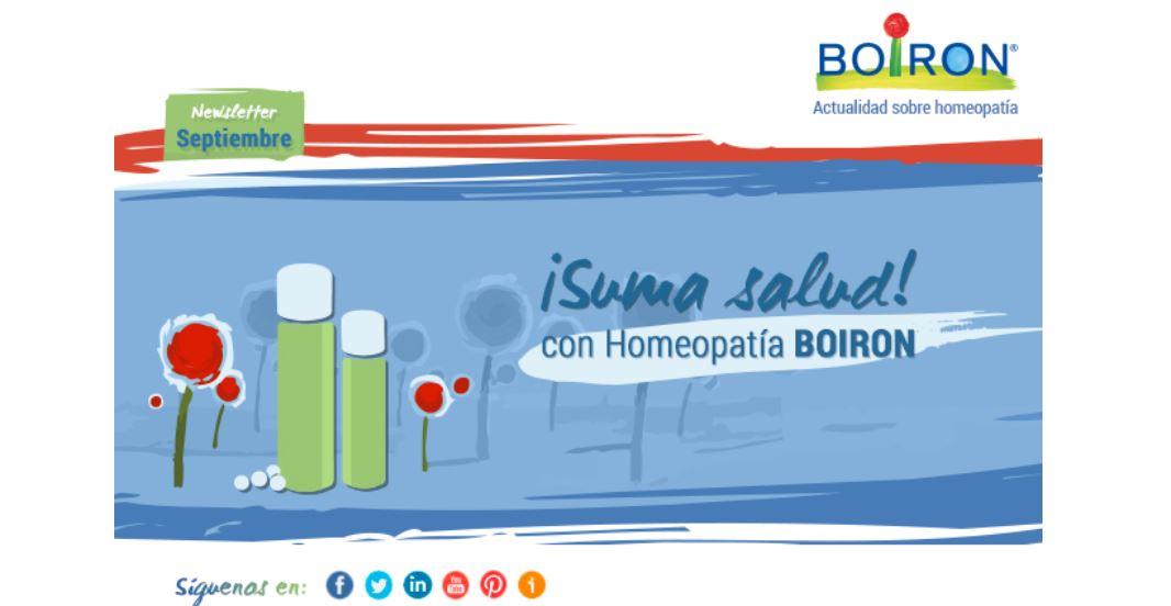 Da la bienvenida al Otoño con Homeopatía. Septiembre 2014