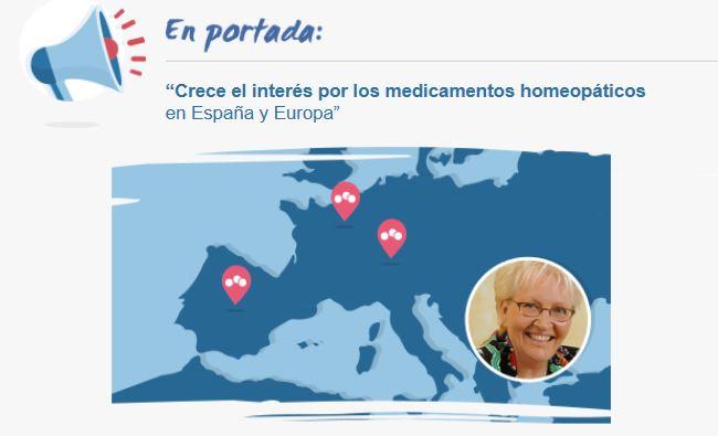 Crece el interés por los medicamentos homeopáticos. Febrero 2015.