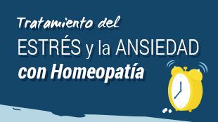 Tratamiento del estrés y la ansiedad con homeopatía
