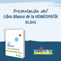 Presentación del Libro Blanco de la Homeopatía en Bilbao