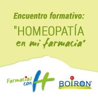 'Homeopatía en mi farmacia' tema principal del encuentro formativo realizado conjuntamente entre Laboratorios BOIRON y el COF de Almería.