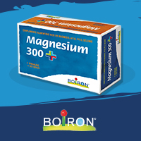 ¡Que la cuesta de enero no te afecte! Magnesium 300+® de BOIRON