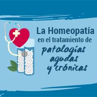 La homeopatía desempeña un papel importante en el tratamiento de patologías agudas y crónicas