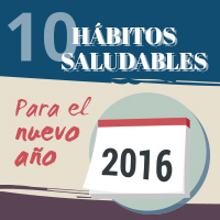 10 Hábitos Saludables para el Año Nuevo