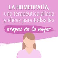La homeopatía, una terapéutica aliada y eficaz para todas las etapas de la mujer