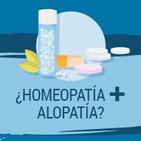 ¿Se pueden combinar los medicamentos homeopáticos con otros tratamientos?