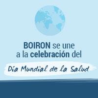 BOIRON se une a la celebración del Día Mundial de la Salud