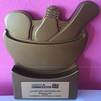 Magnesium 300+® recibe el premio a Las Mejores Iniciativas 2015 de Correo Farmacéutico