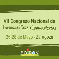 BOIRON acude al VII Congreso Nacional de Farmacéuticos Comunitarios