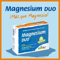 Magnesium DUO de BOIRON, complemento alimenticio de fórmula única