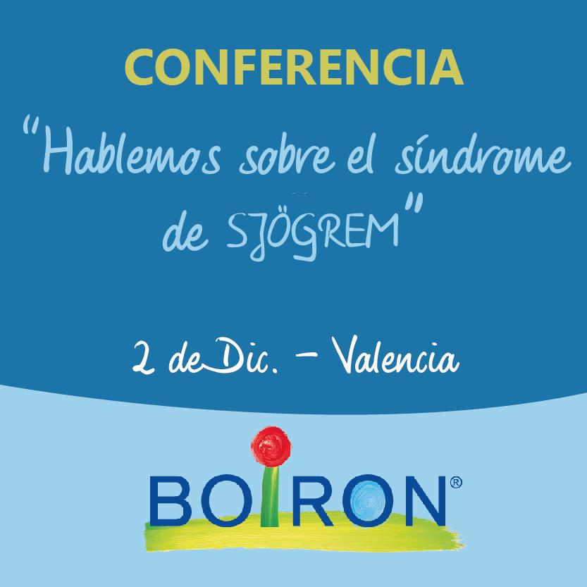 """Conferencia """"Hablemos sobre el Síndrome de Sjögren"""""""