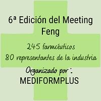 La sexta edición del Meeting FENG bate su récord de asistencia
