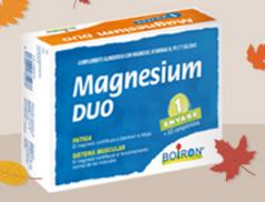 El magnesio contribuye a disminuir la fatiga. Boletín Suma Salud. Octubre
