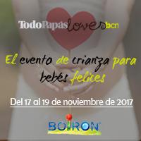 BOIRON presente en TodoPapás Loves Barcelona