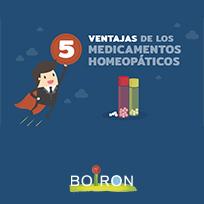 5 ventajas de los medicamentos homeopáticos