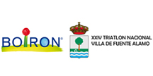 BOIRON participa en el 24 Triatln Nacional de Fuente-lamo para concienciar sobre el cuidado ocular